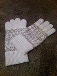 ヒートテック手袋